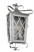 Kalco 402220SL - Trellis Wall Pocket Sconce