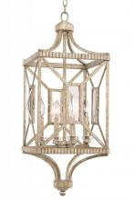 Kalco 503050PT - Crystal Cove Small Foyer
