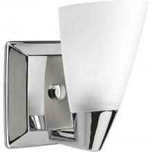 Progress P2805-15 - 1-Lt. Polished Chrome Bath Light