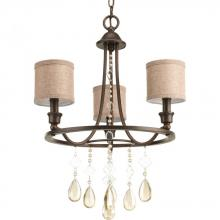 Progress P4803-72 - 3-40W CAND CHANDELIER