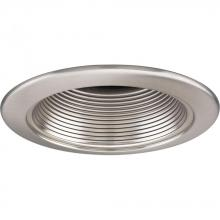 Progress P8044-09 - Brushed Nickel Recessed Lighting Trim