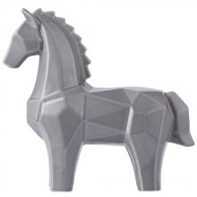 Varaluz 401A13GR - Origami Zoo Horse Statue