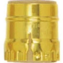 Satco Products Inc. 80/1472 - Solid Brass Shells & Caps w/Paper Liners