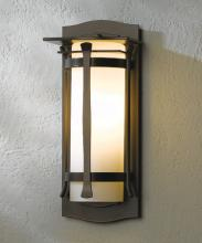 Hubbardton Forge 307105-SKT-08-GG0247 - Sonora Small Outdoor Sconce
