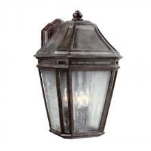 Feiss OL11302WCT - 3 - Light Outdoor Sconce