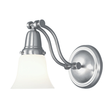 Norwell 3310-BN-BSO - Franklin Sconce
