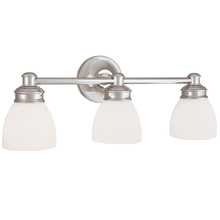 Norwell 8793-CH-OP - Spencer 3 Light Sconce