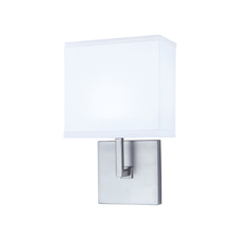 Norwell 8985-BN-WS - Maxwell 1 Light Sconce