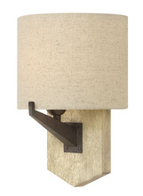 Hinkley 3910IR - Sconce Wyatt